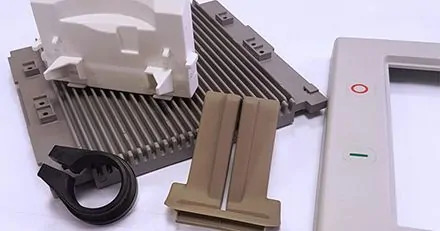 Example Plastic Moulded Parts